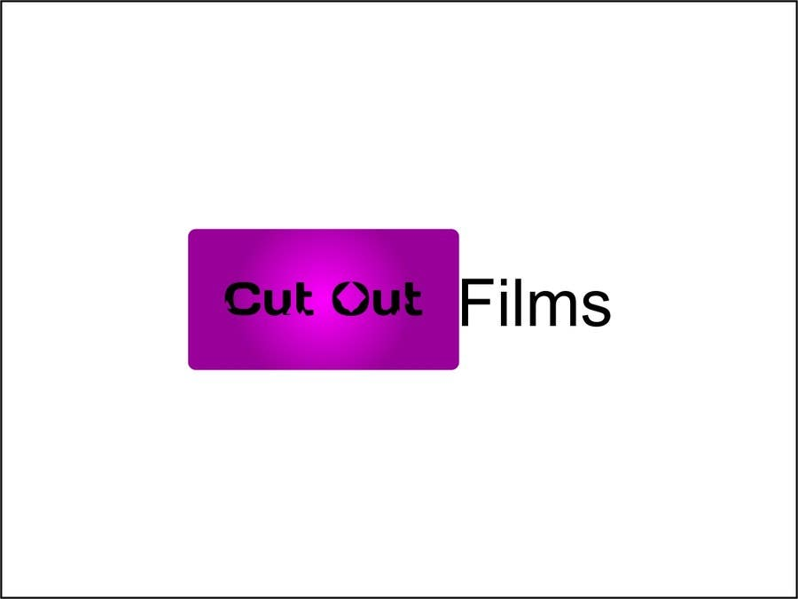 #239 for Logo Design for Cut Out Films by bhavikbuddh