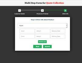 #5 for HTML Landing page by sharmasp1190