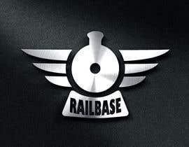 #61 for Design a website logo for  Railbase af ricardosanz38