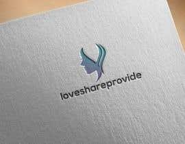 rashidul660 tarafından logo design - loveshareprovide.com için no 55