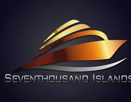 "#25 for Need a logo for ""Seventhousand Islands"" yacht charter company. by deverasoftware"