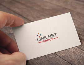 #323 for Design a Logo - LINK NET GROUP by ramzdesigner