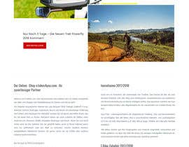 #23 for Start Page e-bikes4you.com Shop by zaxsol