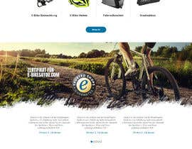 #15 for Start Page e-bikes4you.com Shop by pixelwebplanet