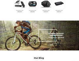 #8 for Start Page e-bikes4you.com Shop by ByteZappers