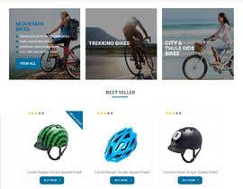 #14 for Start Page e-bikes4you.com Shop by sharpensolutions