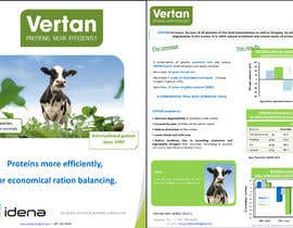 #14 for Re size these 2 brochures to be printed in A4 size by GeriPapp