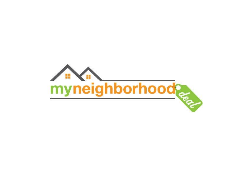 Penyertaan Peraduan #                                        104                                      untuk                                         Design a Logo for my neighbourhood deal