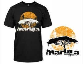 #22 for Marula shirt by mj956