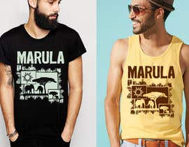 #12 for Marula shirt by feramahateasril
