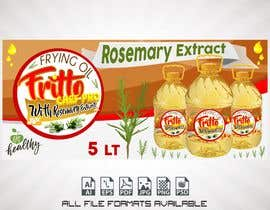 "#31 for Create Label Design for Frying Oil ""Fritto Chef"" by javier1rosari"