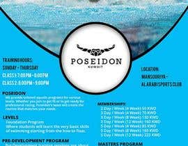 #24 for Design a Flyer for Poseidon by maidang34