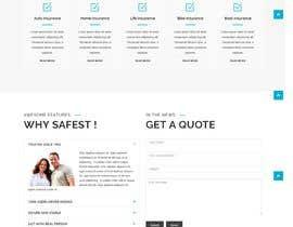 #9 untuk Life Insurance quotation website oleh DevAb