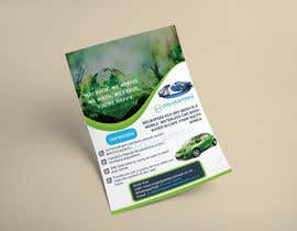 Číslo 21 pro uživatele Design a Flyer for Waterless Carwash od uživatele pialandrow
