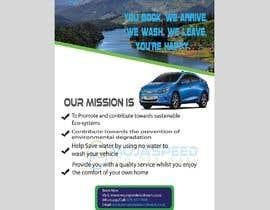 Číslo 47 pro uživatele Design a Flyer for Waterless Carwash od uživatele jobayerahmmadjob