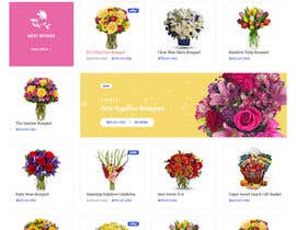 #3 for Flower Shop Website Homepage Layout   Design ONLY! Like 1800Flowers by LynchpinTech