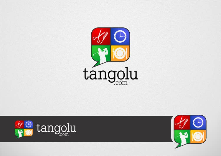 #300 for Logo Design for tangolu by whizzdesign