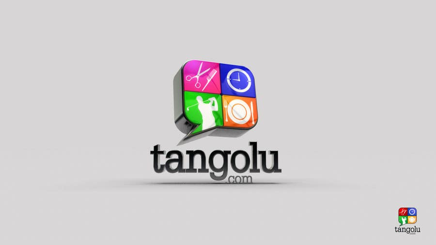 #318 for Logo Design for tangolu by whizzdesign
