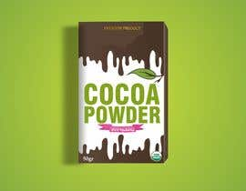 #27 untuk I need a paper box design on cocoa powder oleh andreasaddyp