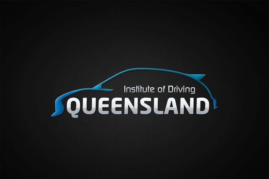 Inscrição nº                                         230                                      do Concurso para                                         Logo Design for Queensland Institute of Driving