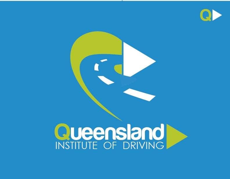 Inscrição nº                                         112                                      do Concurso para                                         Logo Design for Queensland Institute of Driving