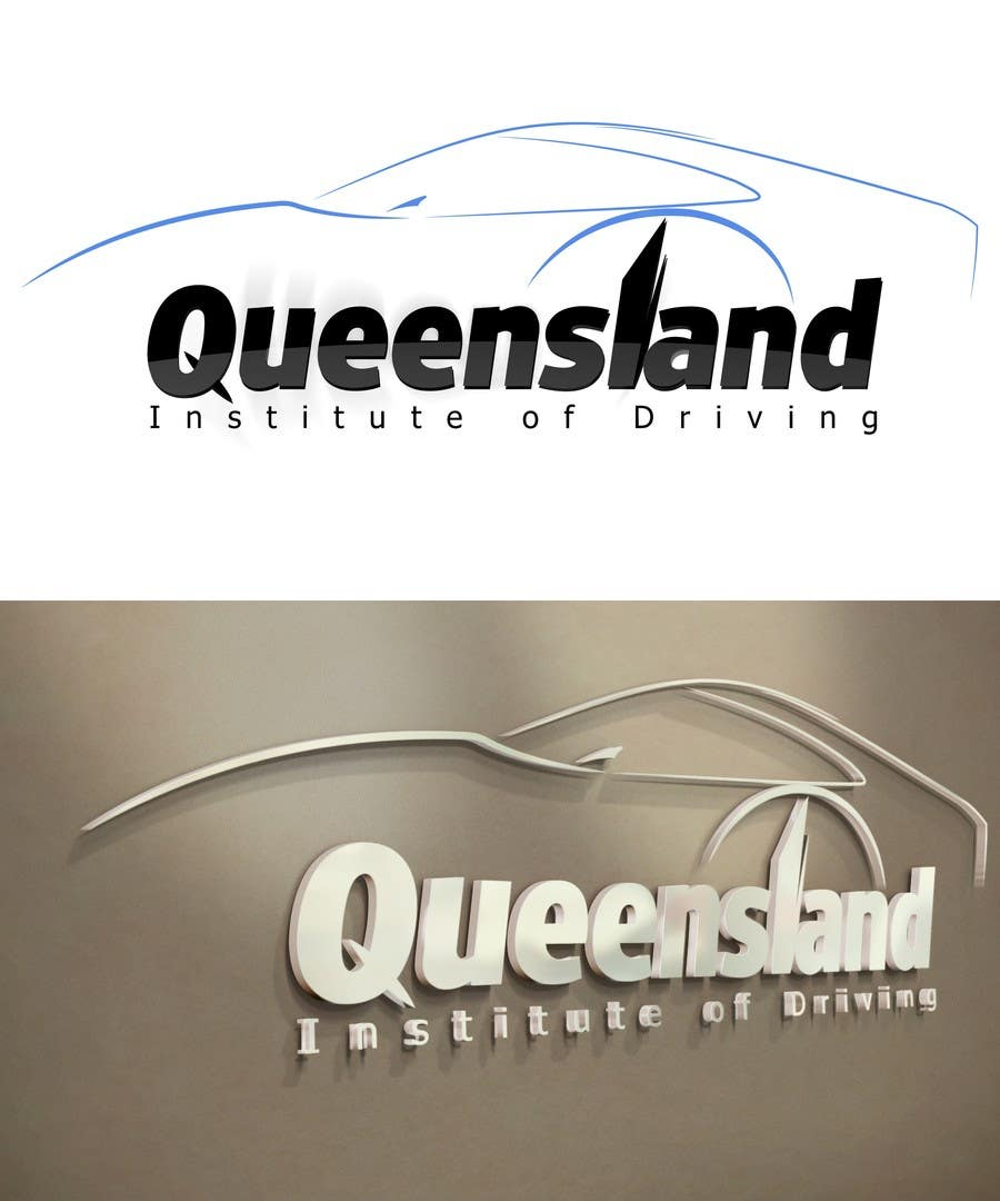 #226 for Logo Design for Queensland Institute of Driving by ucprogrammers