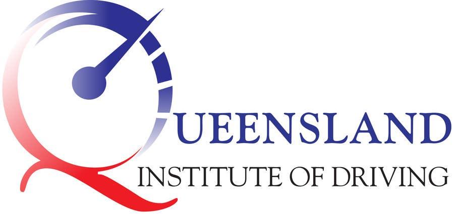 Inscrição nº                                         217                                      do Concurso para                                         Logo Design for Queensland Institute of Driving