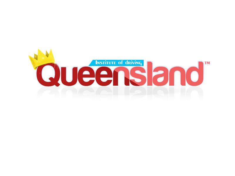 Inscrição nº                                         211                                      do Concurso para                                         Logo Design for Queensland Institute of Driving
