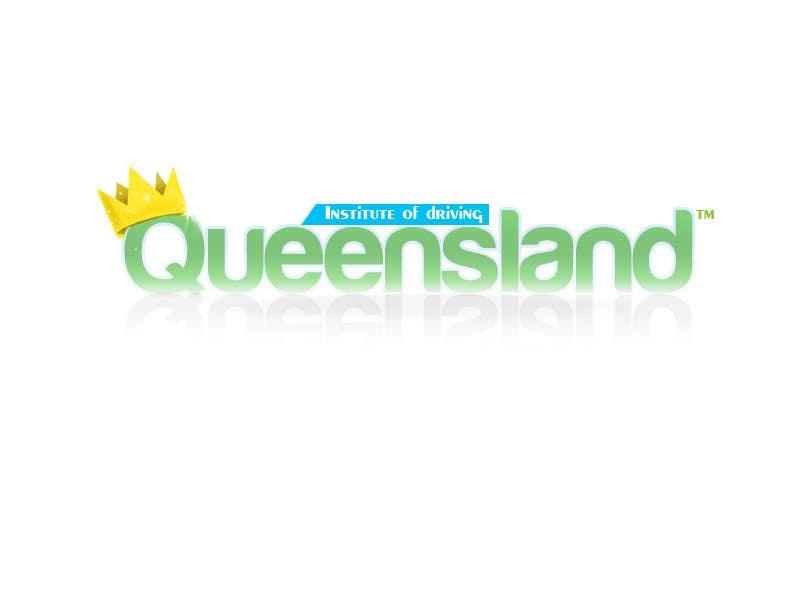 Inscrição nº                                         213                                      do Concurso para                                         Logo Design for Queensland Institute of Driving