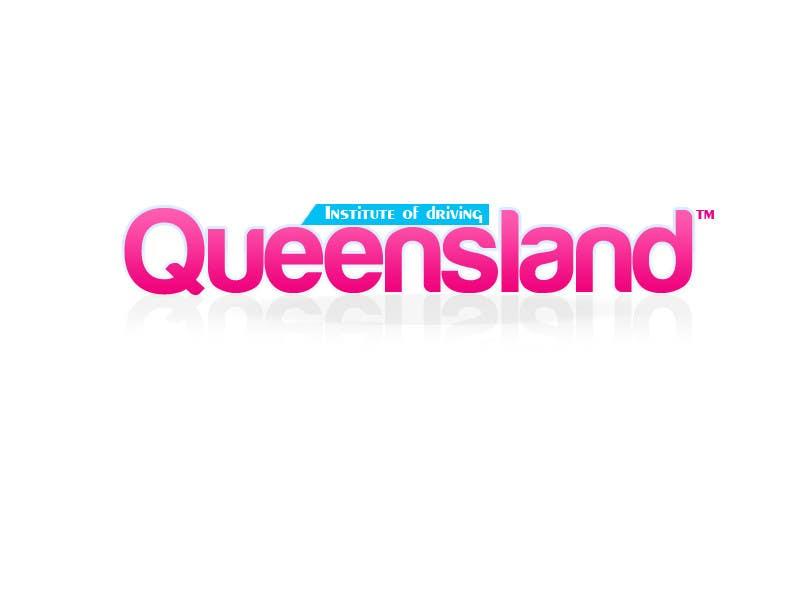 Inscrição nº                                         210                                      do Concurso para                                         Logo Design for Queensland Institute of Driving