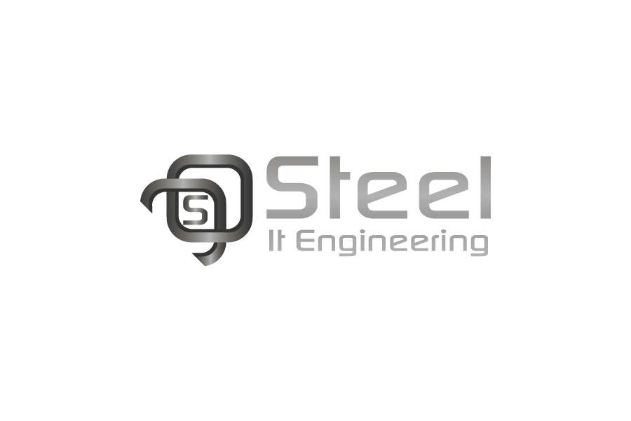 #7 for Logo Design for Steel It Engineering, Ballarat, Australia by won7