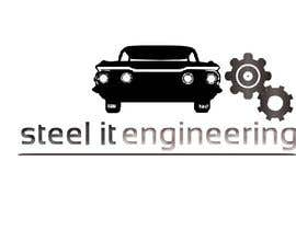 solidbozz tarafından Logo Design for Steel It Engineering, Ballarat, Australia için no 58