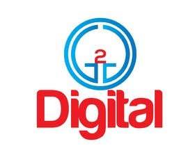 Nro 411 kilpailuun Logo design for digital agency käyttäjältä Riponprem75