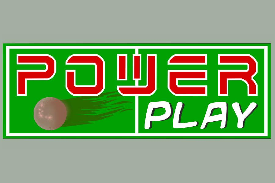 #266 for Logo Design for Power play by zkos