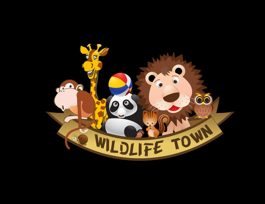 #120 for Logo Design for Wildlife Town by venug381