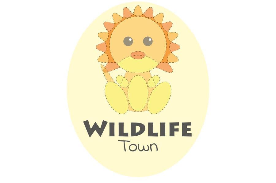 Конкурсная заявка №64 для Logo Design for Wildlife Town