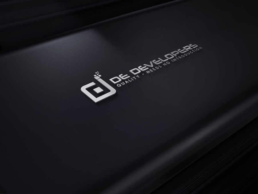#70. pályamű a(z)  Need Logo design for software company versenyre