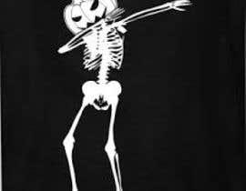 #6 for Pumpkin skeleton Dabbing Drawing by khalidsherif6