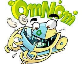#36 for Looking for an illustrative or cartoonish style logo For the name OmNom. af artinearth