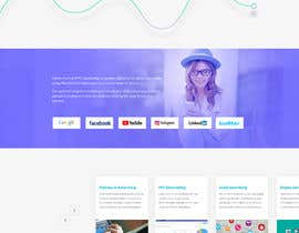#8 for Design a page for a whole website by ByteZappers