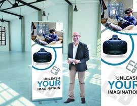bagas0774 tarafından Design a VR Roll-UP Display for an exhibition için no 41