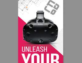 KreativeLancer tarafından Design a VR Roll-UP Display for an exhibition için no 44