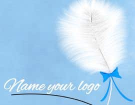 #28 untuk Design a white feather character/logo for my corporate identity oleh nubelo_z0jEsatw