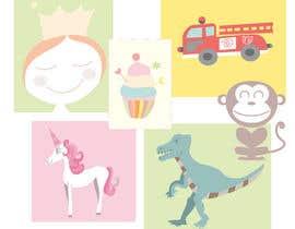 #19 untuk Supercute kids illustrations oleh yuntaraquel