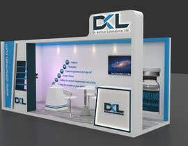 #11 for DESIGN MEDICAL AESTHTICS BOOTH FOR EXHIBITION by marzouqsaid
