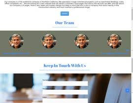 #6 for Design a Website mock by RiveyracorpS