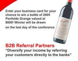 #7 para Design a Brochure for business card draw por jonald28