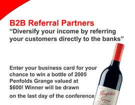 #8 para Design a Brochure for business card draw por jonald28