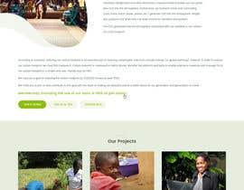 Nro 6 kilpailuun Redesign our home page käyttäjältä nizagen