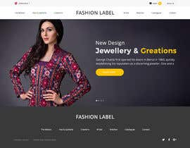 #23 for Build a Website - fashion label by yasirmehmood490